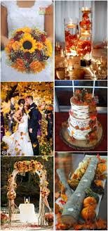fall wedding decorations best 25 fall wedding ideas on autumn wedding ideas