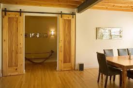 Pine Barn Door by Door Custom Sliding Doors Dubsquad