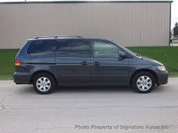 2003 used honda odyssey ex l at signature autos inc serving