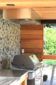 modern ideas outdoor kitchen hood exciting tremendous outdoor