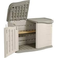 Rubbermaid Storage Bench Buildings U0026 Storage Sheds Sheds Plastic Rubbermaid Horizontal