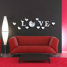 Bedroom Wall Letter Stickers Popular Wall Letters Decoration Buy Cheap Wall Letters Decoration