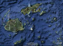 Fiji Islands Map Feb 9 Lautoka Fiji Oceantravelers Blog