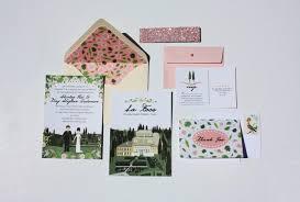 custom designed wedding invitations invite card rsvp map reception card custom illustrated