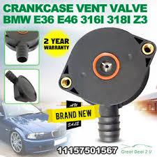bmw ccv crankcase vent valve pcv ccv valve bmw e36 e46 316i 318i 518i z3