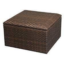 amazon com best selling wicker brown indoor outdoor storage