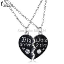 personalized gifts jewelry 2p pendant necklace broken heart puzzle jewelry unique