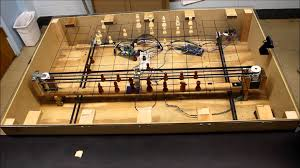 voice operated chess board youtube