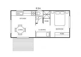 one cottage house plans modern 1 bedroom cottage plans modern one bedroom cottage floor