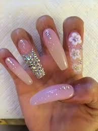 best 25 long acrylic nails ideas on pinterest acrylic nails