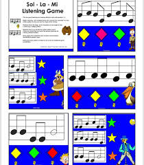 pattern games kindergarten smartboard solfege listening activity for smartboard