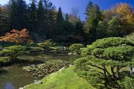Washington State Botanical Gardens Washington State Arboretum Washington Park Arboretum