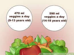 3 ways to diet to lose weight as a teenage wikihow
