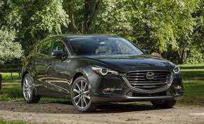 mazda 4 door cars 2017 mazda 3 2 5l manual test u2013 review u2013 car and driver