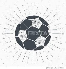 soccer ball vectors pixta