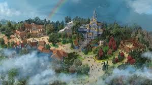 beauty and the beast town tokyo disney resort plans u0027beauty u0026 the beast u0027 u0027big hero 6