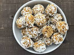 raw vegan carrot cake balls give the traditional recipe a tasty