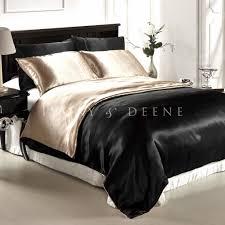 King Black Comforter Set Bedding Set Modern Black And Silver King Size Bedding Sets