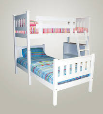 Bunk Bed With Stairs And Desk Sierra Twin Over Full L Shaped Bunk Bed With Desk And Storage Beds