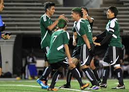 mayde creek high school yearbook boys soccer eagles impressive in pasadena cup conquest p