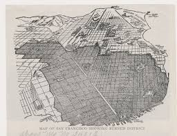 San Francisco Area Map by More Old Maps Of San Francisco Guaranteed To Blow Your Mind
