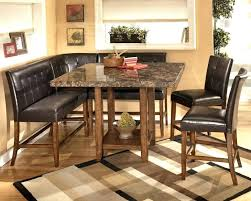 Banquette Booth U0026 Bench Seating Dining Table With Banquette Seating Large Size Of Extraordinary