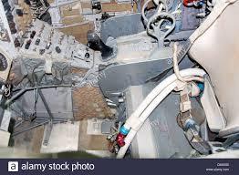 Lunar Module Interior Apollo Command Module Space Capsule Interior California Science