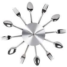 couvert de cuisine horloge digital pour cuisine solutions pour la décoration