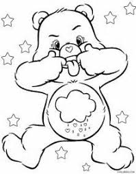 care bear draw care bear coloring draw care