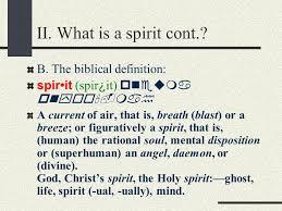believe not every spirit dr william b smith sr december 19 ppt