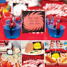 dr seuss birthday party ideas bright whimsical dr seuss birthday party hostess with the