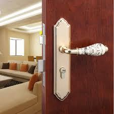 Bedroom Door Lock by Compare Prices On Copper Bedroom Door Handle Online Shopping Buy