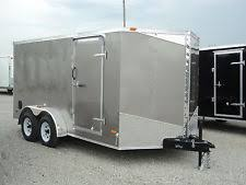 Cargo Trailer Awning 7x14 Enclosed Trailer Ebay