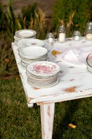 mismatched plates wedding napa wedding by what shanni saw vintage plates vintage and weddings