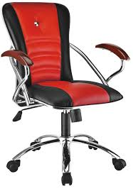 Red Leather Office Chair Red Wings Office Chair Best Computer Chairs For Office And Home 2015