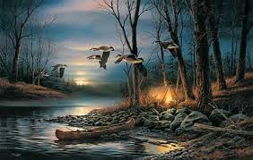 terry redlin encore editions wild wings