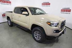 new 2017 toyota tacoma sr5 double cab pickup in escondido