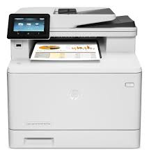 hp laserjet pro mfp m477fdw all in one wireless color printer apple