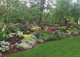 100 1626shade garden gardens landscaping rock garden wisconsin