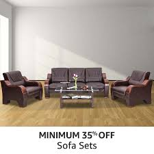 Purchase Bed Online India Sofas Buy Sofas U0026 Couches Online At Best Prices In India Amazon In