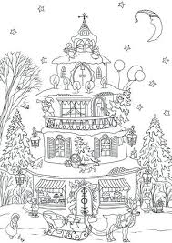 printable gingerbread house colouring page house coloring page click to see printable version of house coloring