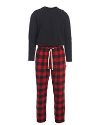 s fireside flannel pajama set by woolrich the original