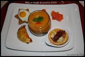 cuisine en bouche mises en bouche nouvel an 2009 la cuisine de titia