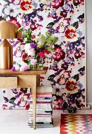 home decor patterns floral patterns for home décor 37 cool ideas digsdigs