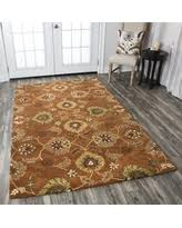 Rust Area Rug Deals On Rust Colored Area Rugs Are Going Fast