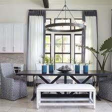 Iron Ring Chandelier Leather And Iron Ring Chandelier Design Ideas