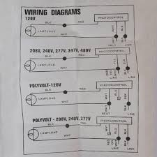area lighting research photocell wiring diagram efcaviation com
