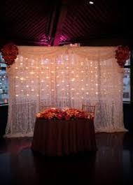 wedding backdrop lights wedding backdrop wedding altar decorations