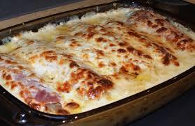 cuisiner endives cuites endives au jambon ou chicons en gratin les recettes de virginie