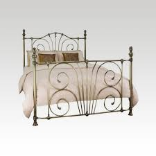 Double Metal Bed Frame Jessica Metal Bedframe From House Of Reeves